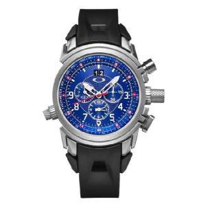 OAKLEY オークリー 10-060 12 Guage(トゥエルブゲイジ) Mens  クロノグラフ 腕時計 メンズ|gifttime