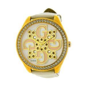 GUESS ゲス 10166l1 Trend Leather Strap レディース 時計 gifttime