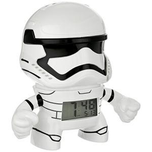 ストーム・トルーパー Stormtrooper クロック 目覚まし時計 スターウォーズ STAR WARS 2020015 BULBBOTZ バルブボッツ 置き時計 starwars gifttime