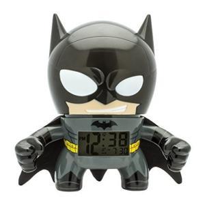 ポイント5倍★早よつく★バットマン クロック 目覚まし時計 Batman 2020053 BULBBOTZ バルブボッツ 置き時計 gifttime