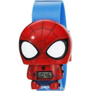 ポイント5倍★早よつく★マーベル ウルティメイト スパイダーマン MARVEL ULTIMATE SPIDER MAN KIDS キッズ 腕時計 2020121 /2021159 BULBBOTZ バルブボッツ gifttime