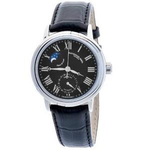 RAYMOND WEIL レイモンド・ウィル 2839-stc-00209 Moon Face Automatic ムーンフェイス 自動巻き メンズ 腕時計 gifttime