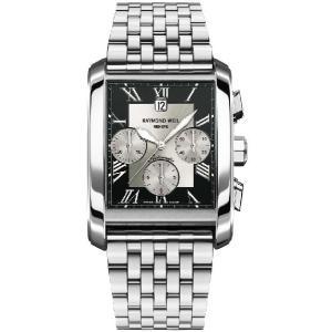 RAYMOND WEIL レイモンド・ウィル 4878-st-00268 Don Giovanni Cosi Rectangular Automatic 自動巻 ドン・ジョヴァンニ & コジ メンズ 腕時計 gifttime