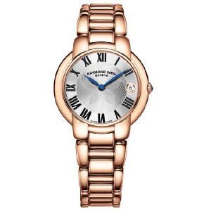 RAYMOND WEIL レイモンド・ウィル 5235-p5-01659 JASMINE ジャスミン ローズゴールド レディース 腕時計 gifttime