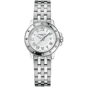 RAYMOND WEIL レイモンド ウィル 5399-st-00308 Tango White Stainless Steel レディース 腕時計 gifttime