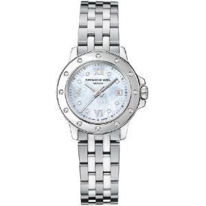 RAYMOND WEIL レイモンド ウィル 5399-st-00995 Tango Round レディース 腕時計 gifttime