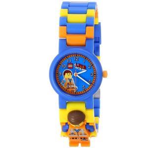 ポイント5倍★早よつく★ LEGO レゴ 8020219 レゴ ザ ムービー エメット 子供用 腕時計 キッズ Emmet フィギア付き gifttime