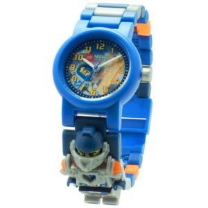 LEGO[レゴ] 8020516 ネックス ナイツ クレイ NEXO KNIGHTS CLAY 子供用 腕時計 キッズ フィギア gifttime