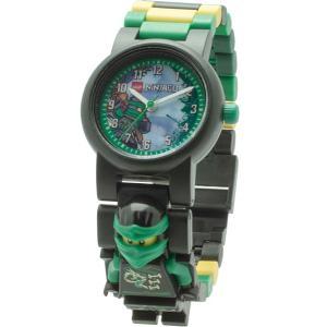LEGO[レゴ] 8020554 レゴ ニンジャゴー ロイド NINJAGO LLOYD 子供用 腕時計 キッズ フィギア gifttime