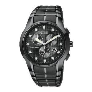 CITIZEN シチズン at2055-52g Men's Eco-Drive  エコドライブ クロノグラフ 腕時計|gifttime