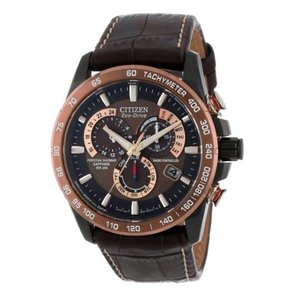 CITIZEN シチズン at4006-06x Eco-Drive Perpetual Chrono A-T エコドライブ 海外モデル メンズ 腕時計|gifttime