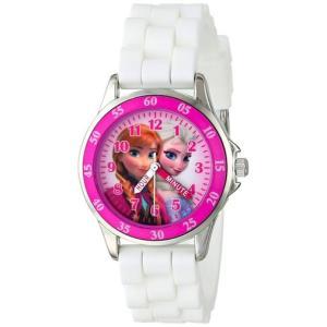 ポイント5倍★ Disney ディズニー fzn3550 FROZEN アナと雪の女王 レディース キッズ 腕時計 gifttime