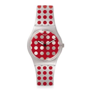 SWATCH スウォッチ 腕時計 GE240 ORIGINALS GENT オリジナルジェント RED FLUSH レッドフラッシュ GE240|gifttime