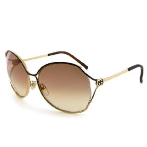 GUCCI グッチ gg2846yd3dl Gold・Black Brown Gradient サングラス|gifttime