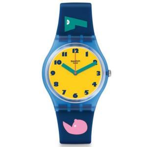 SWATCH スウォッチ 腕時計 GN242 ORIGINALS GENT 1, 2, 3 SOLEIL オリジナル・ジェント|gifttime