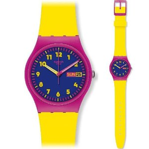 SWATCH スウォッチ 腕時計 GP700 FLUO MIX ORIGINALS GENT ジェント フルー・ミックス |gifttime