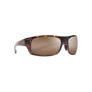 27e56043d1 Maui Jim BIG WAVE Polarized Wrap Sunglasses h440-15t マウイジム 偏光レンズ レディース メンズ用  ...