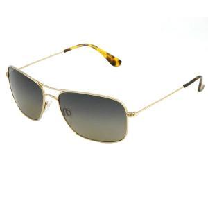 Maui Jim[マウイジム] hs246-16 Wiki Wiki Gold/HCL Bronze PolarizedPlus2 *偏光レンズ ユニセックス サングラス made in japan|gifttime