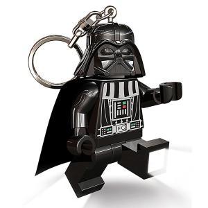 LEGO[レゴ] STAR WARS スターウォーズ LEDライト キーホルダー キーリング LGLKE7 Darth Vader LED Key Light ダースベーダー starwars 時計 gifttime