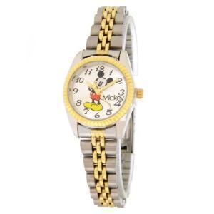 ポイント5倍★Disney ディズニー mck618 MICKEY MOUSE ミッキーマウス レディース 腕時計 gifttime