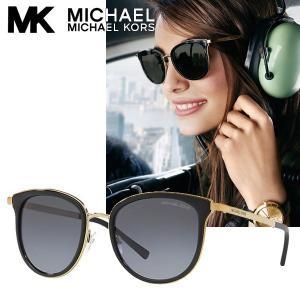 5f52c6536815 マイケルコース Adrianna ゴールド/ブラック アドリアナ MICHAELKORS ラウンド サングラス MK1010 1100T3  mk1010-1100t3| ...