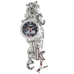 ポイント5倍★Disney mk2067 Disney  MK2067 Mickey Mouse Charm ミッキーマウス ブレスレットタイプ 腕時計 レディース gifttime