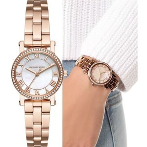 37a8bed5ab6e MICHAEL KORS MK3558 Norie Mother of Pearl RoseGold Watch ローズゴールド マイケルコース 時計  レディース メンズ ...