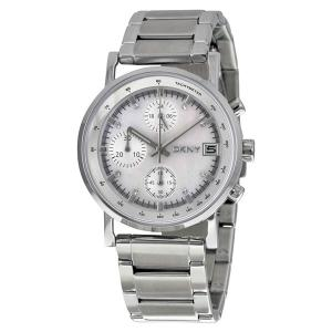 DKNY ディーケーエヌワイ ny4331 クロノグラフ レディース ダナ・キャラン・ニューヨーク 腕時計|gifttime