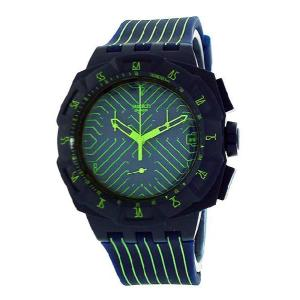SWATCH スウォッチ 腕時計 SUIN401 PLASTIC FAST RUN|gifttime