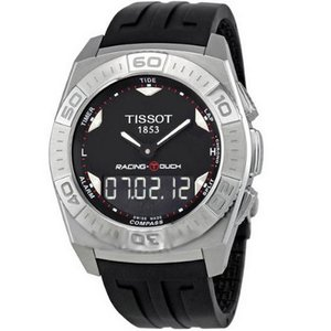 TISSOT ティソ t002.520.17.051.00 T-Touch RACING-TOUCH  T-タッチ 腕時計  t0025201705100|gifttime