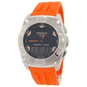 TISSOT ティソ t002.520.17.051.01 T-Touch RACING-TOUCH  T-タッチ 腕時計  t0025201705101|gifttime