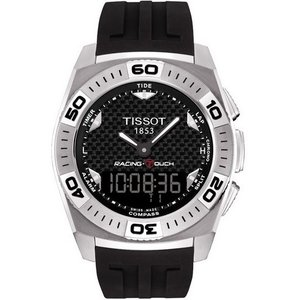 TISSOT ティソ t002.520.17.201.01 T-race RACING-TOUCH T-レース レーシングタッチ 腕時計 メンズ t0025201720101|gifttime