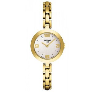 TISSOT[ティソ] t003.209.33.037.0 T-trend Flamingo Tトレンド フラミンゴ ゴールド 腕時計 レディース T003.209.33.037.0|gifttime