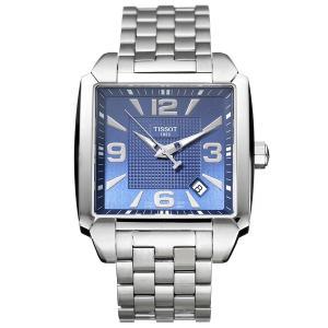 早よつく★ TISSOT/ティソ t005.510.11.047.00 T-trend Quadrato Mens T-トレンド 時計|gifttime