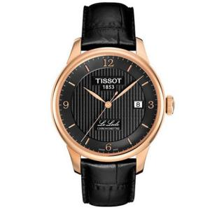 TISSOT[ティソ] t006.408.36.057.00 Le Locle Automatic COSC Black PVD Mens 自動巻 オートマティック メンズ 腕時計 t0064083605700|gifttime
