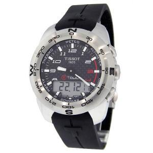 早よつく★ TISSOT/ティソ t013.420.17.202.00 T-Touch Expert  T-タッチ 時計|gifttime