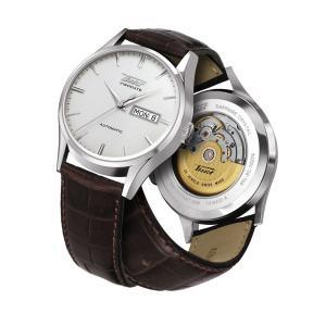TISSOT[ティソ] T019.430.16.031.01 HERITAGE VISODATE AUTOMATIC 自動巻き ヘリテイジ メンズ 腕時計 t0194301603101|gifttime