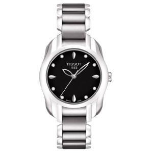 早よつく★ TISSOT ティソ T023.210.11.056.00 T-WAVE  ティソ ティーウェーブ ダイヤモンド 腕時計 レディース|gifttime
