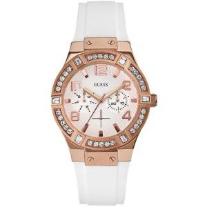 GUESS[ゲス] u0426l1 ホワイト・ローズゴールド  U0426L1 White and Rose レディース 腕時計 gifttime