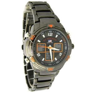 ポイント5倍★早よつく★U.S.POLO/ユーエスポロ us8172 Mens メンズ 腕時計 アナデジ カーキ gifttime