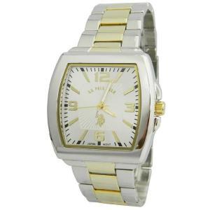 ポイント5倍★早よつく★アウトレット特価 返品不可 U.S.POLO ユーエスポロ usc80204 Mens スクエア メンズ 腕時計 gifttime