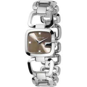 GUCCI/グッチ ya125401 G-Gucci Series Bracelet ダイヤモンド ブレスレット 腕時計 レディース|gifttime