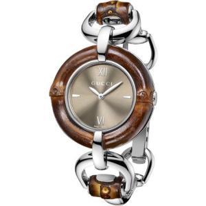 GUCCI/グッチ ya132402 Bamboo(バンブー) バングルブレスレット 腕時計 レディース|gifttime