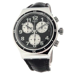SWATCH スウォッチ 腕時計 YVS400 YVS400 アイロニー クロノ ブラウンド アイロニー・クロノ|gifttime