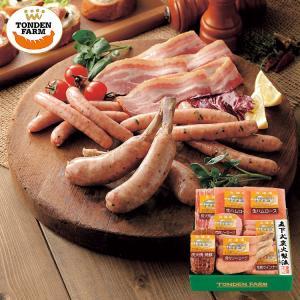 ハム ギフト トンデンファーム FT−D 詰め合わせ お取り寄せ 惣菜 内祝い お祝い お返し 快気祝い gifttown-okhotsk