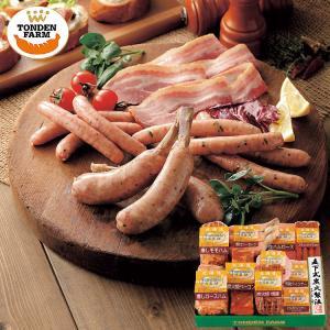 ハム ギフト トンデンファーム FT−E 詰め合わせ お取り寄せ 惣菜 内祝い お祝い お返し 快気祝い gifttown-okhotsk