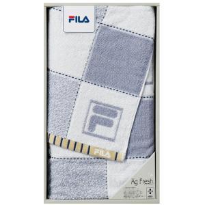ギフト FILA スポーツ タオル 1枚 グレー FL1597 GY 詰め合わせ 内祝い お祝い お返し|gifttown-okhotsk