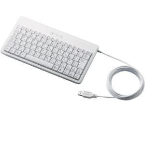 ELECOM(エレコム) TK-GMFCM006WH メンブレン式キーボード/ゲーム用/82キー/Sサイズ/ホワイト giga-web