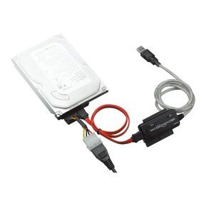 GREENHOUSE(グリーンハウス) GH-USHD-IDESA USB変換アダプタ SATA / IDE−USB2.0変換アダプタ|giga-web