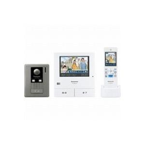 Panasonic(パナソニック) VL-SWD501KL ワイヤレスモニター付きカラーテレビドアホン 「どこでもドアホン」(電源コード式/直結式兼用) giga-web